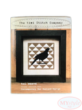 Kiwi Stitch Company, Tui Weave Cross Stitch Kit