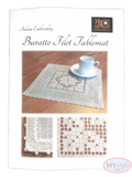 JC Embroidery, Buratto Filet Tablemat