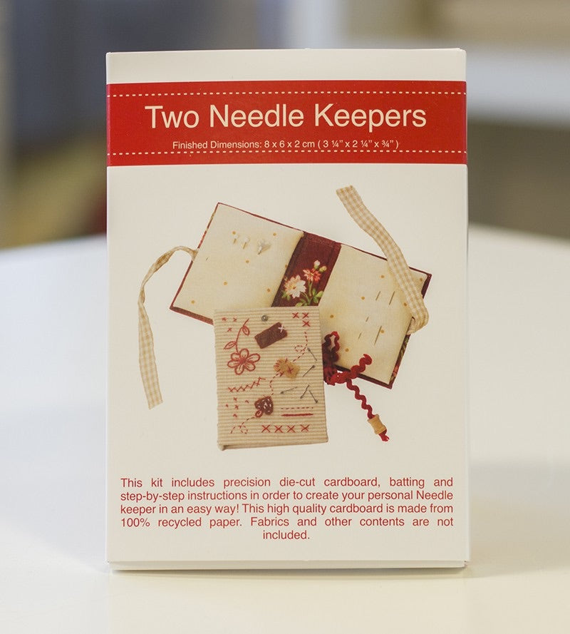 Rinske Stevens, Two Needle Keepers Kit