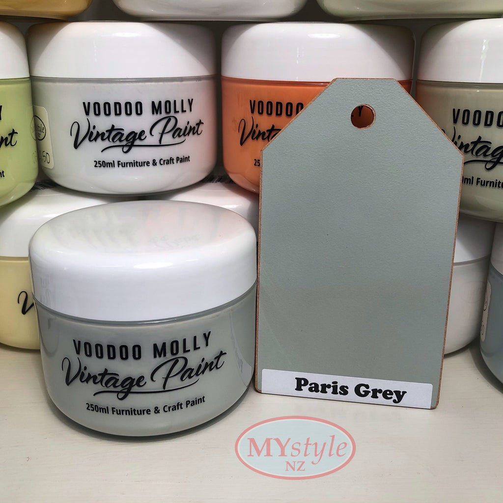Voodoo Molly Paris Grey, 250ml