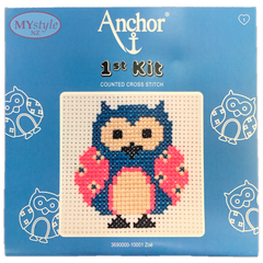 Anchor 1st Kit; Cross Stitch - Zoe