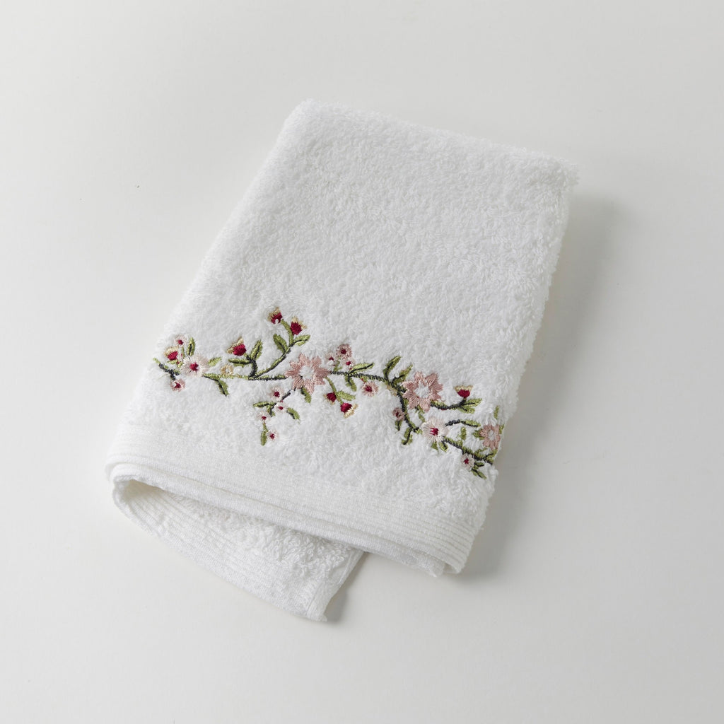 Hand Towel Trailing Rose