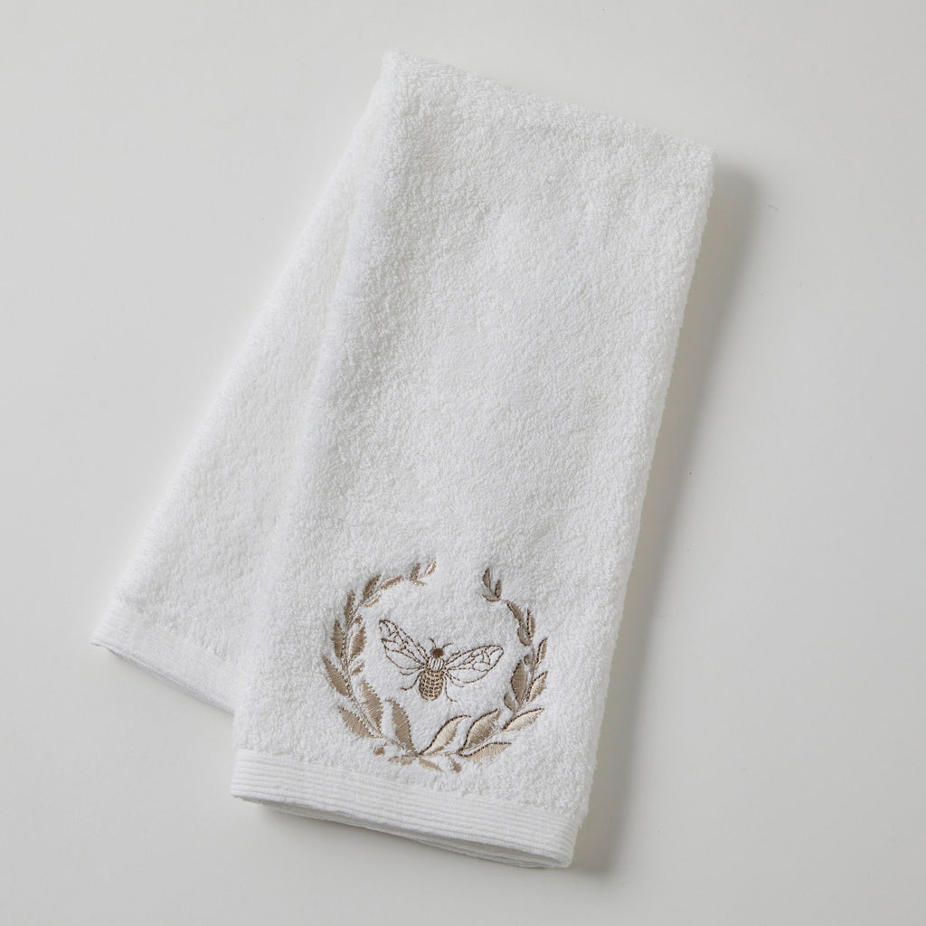 Hand Towel Bee Floral
