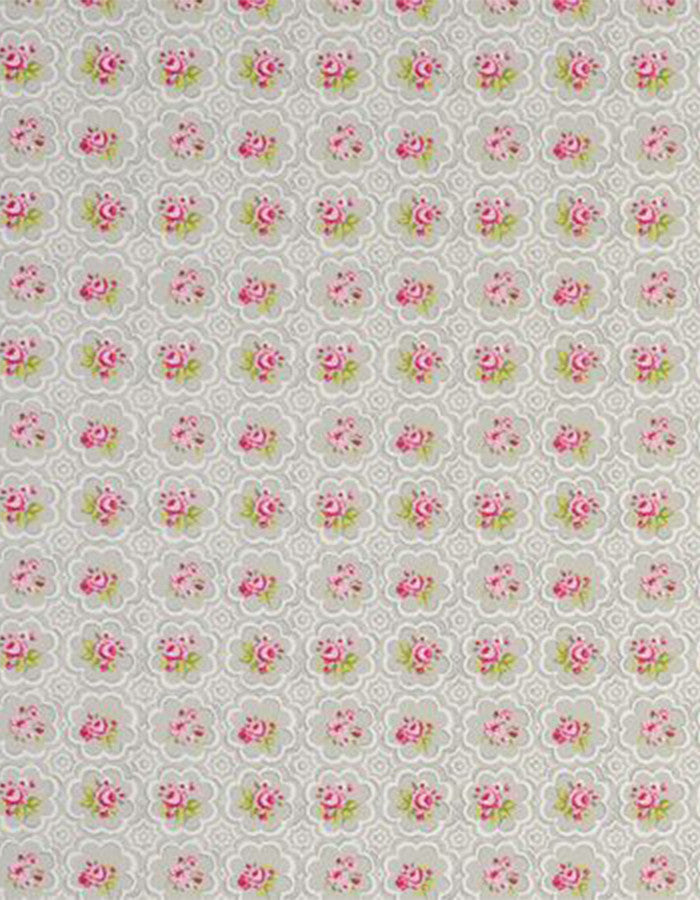 Cotton Rose Tile Pebble
