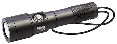 BigBlue AL1200 Series 1200 Lumens Dive Light