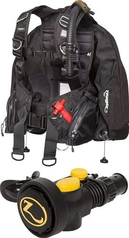 Zeagle Ranger BCD with Octo-Z (2X-Large, Black)