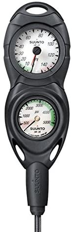 Suunto CB-2 Pressure/Depth Gauge Combo - 150 ft
