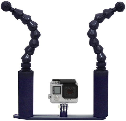 BigBlue Camera Tray with Single Flexi Arms