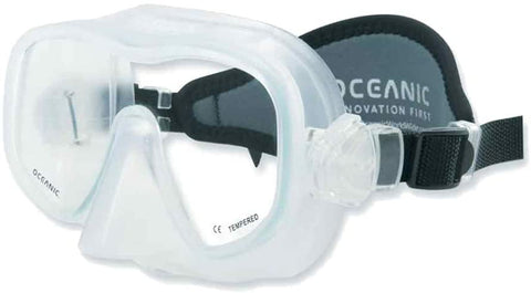 Oceanic Mini Shadow Scuba Mask - The smaller Frameless Dive Mask