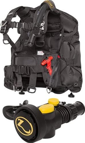 Zeagle Ranger Jr BCD with Octo-Z (Black)