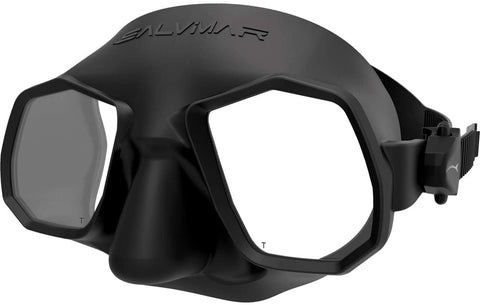 SALVIMAR Fly Mask Black