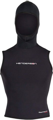 Henderson Thermoprene Pro Men's 5/3mm Hooded Vest