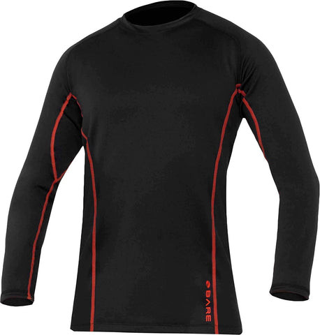 Bare Drysuit Undergarment Ultrawarmth Base Layer Mens Top