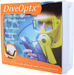 Trident Optx Flexible Dive Mask Magnifiers (Pair) 1.75