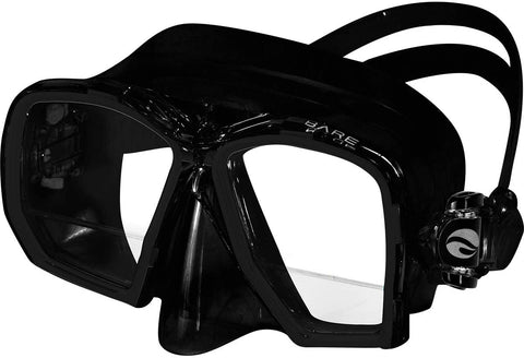 Gauge Reader Mask/Black/Black
