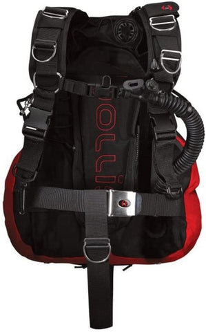 Hollis SMS75 Complete Sidemount Harness BCD