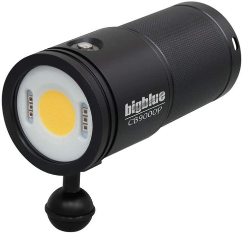 Bigblue CB9000-9000 Lumen Warm White Video Light - 120º Beam Angle