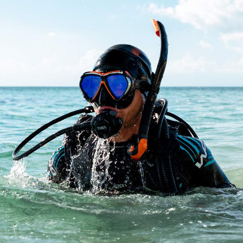 TUSA M-2001 Paragon Scuba Diving Mask