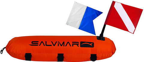 SALVIMAR Covered Torpedo Buoy