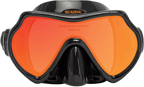 SeaDive EagleEye RayBlocker HD Mask