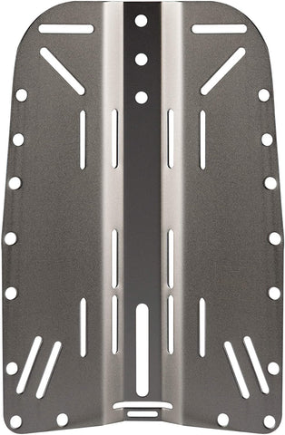 XS Scuba Highland Backplate (Stainless-Steel)