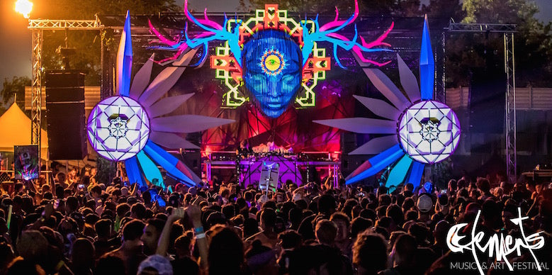 Elements Music & Art Festival 2016 Review