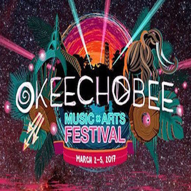 Okeechobee Music Festival 2017 Preview: A Tropical Experience With Legendary Artists