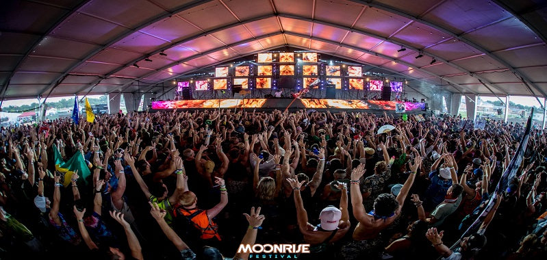 Calling All Space Cadets For Moonrise 2019 | iEDM On Blast