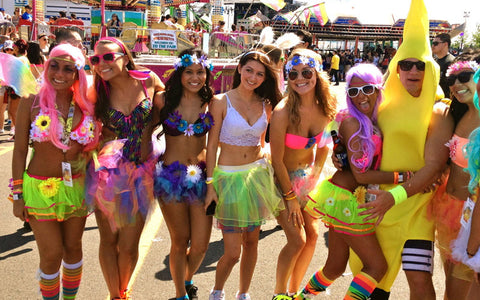 Demystifying the Rave Scene: What's With The Outfits?
