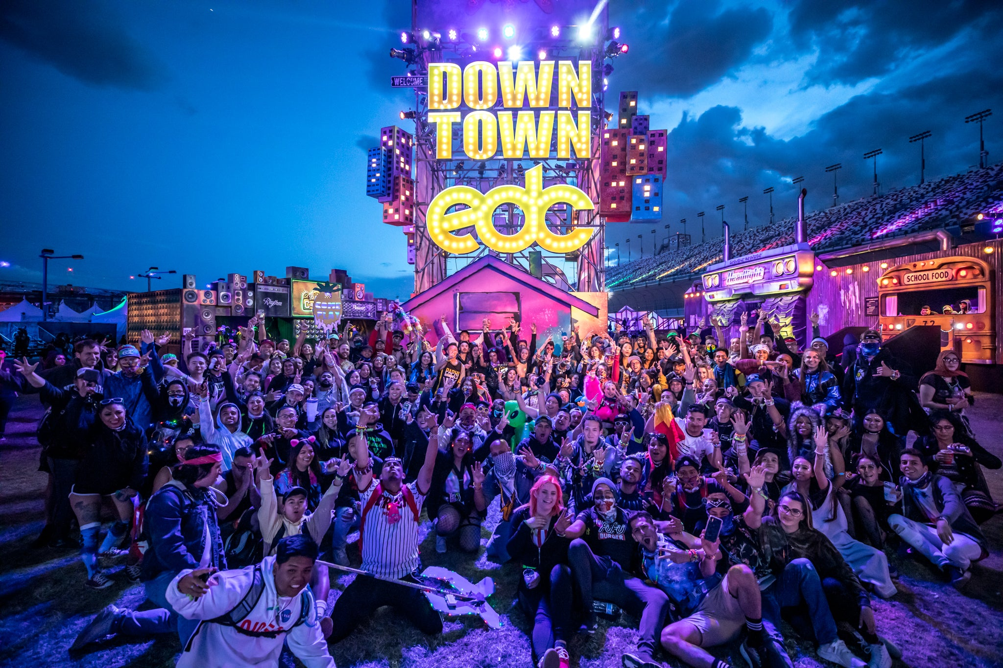 EDC Highlights] 10 Unforgettable Memories From EDC Las Vegas
