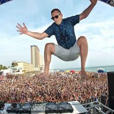 Kaskade Returns To Miami Music Week: Sunsoaked Edition