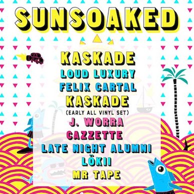 Kaskade Drops Anticipated Sun Soaked Line Up In A Very Special Way