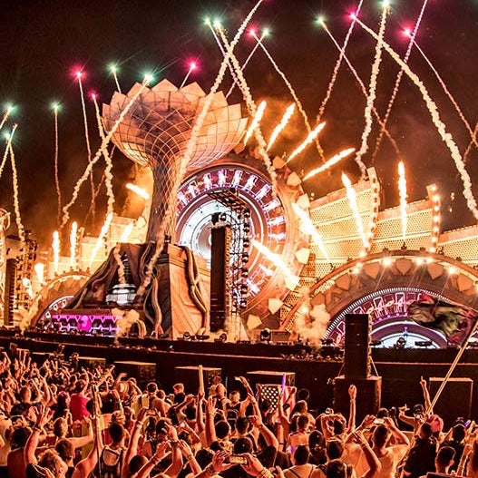 10 Sets You Must See At EDC Las Vegas 2018