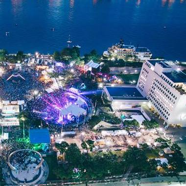 Movement Festival's 2018 Lineup Is A Techno Lover's Dream Come True