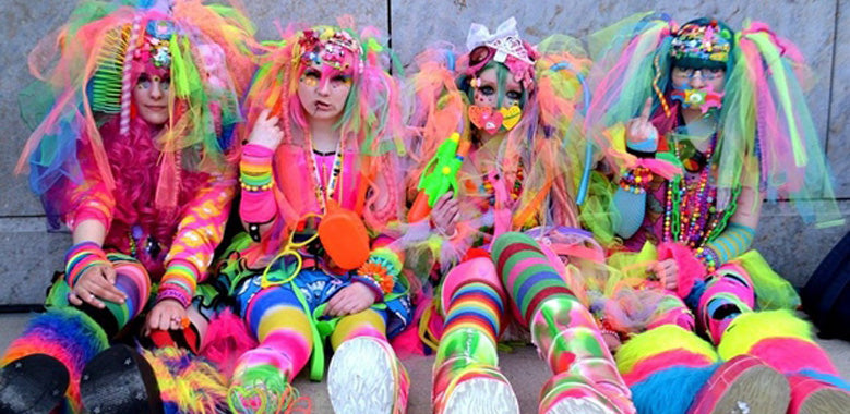 Rave outfits