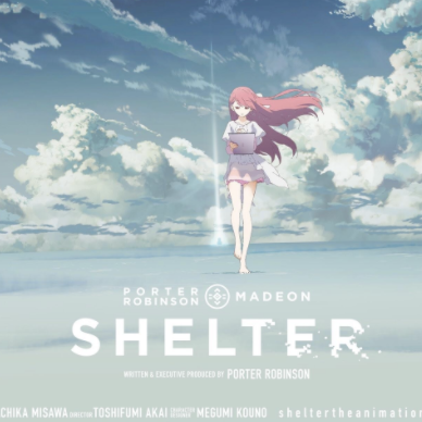 Behind The Scenes Of Porter Robinson's Short Film: 'Shelter'