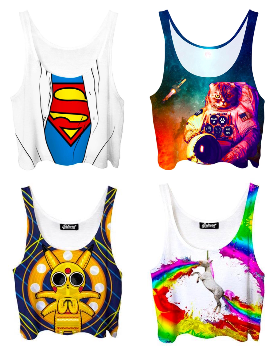 9a8fd935d What To Wear To An EDM Festival | On Blast iEDM