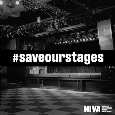 NIVA Is Saving Our Stages During the Pandemic