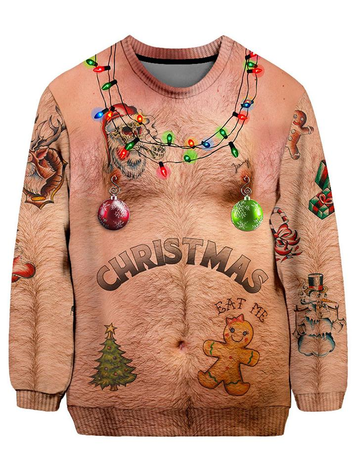 Top 10 Must Have Ugly Holiday Christmas Sweaters Of 2017