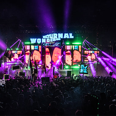 What You Missed at Nocturnal Wonderland!