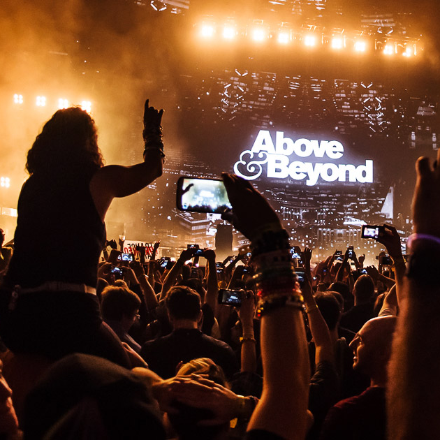 Above & Beyond Release