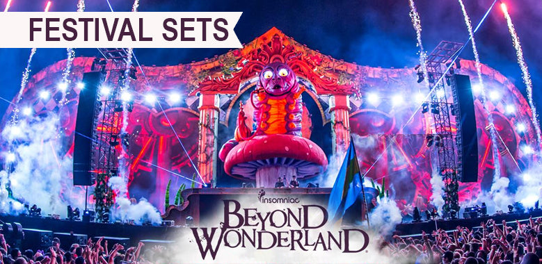 Beyond Wonderland 2015 Festival Sets