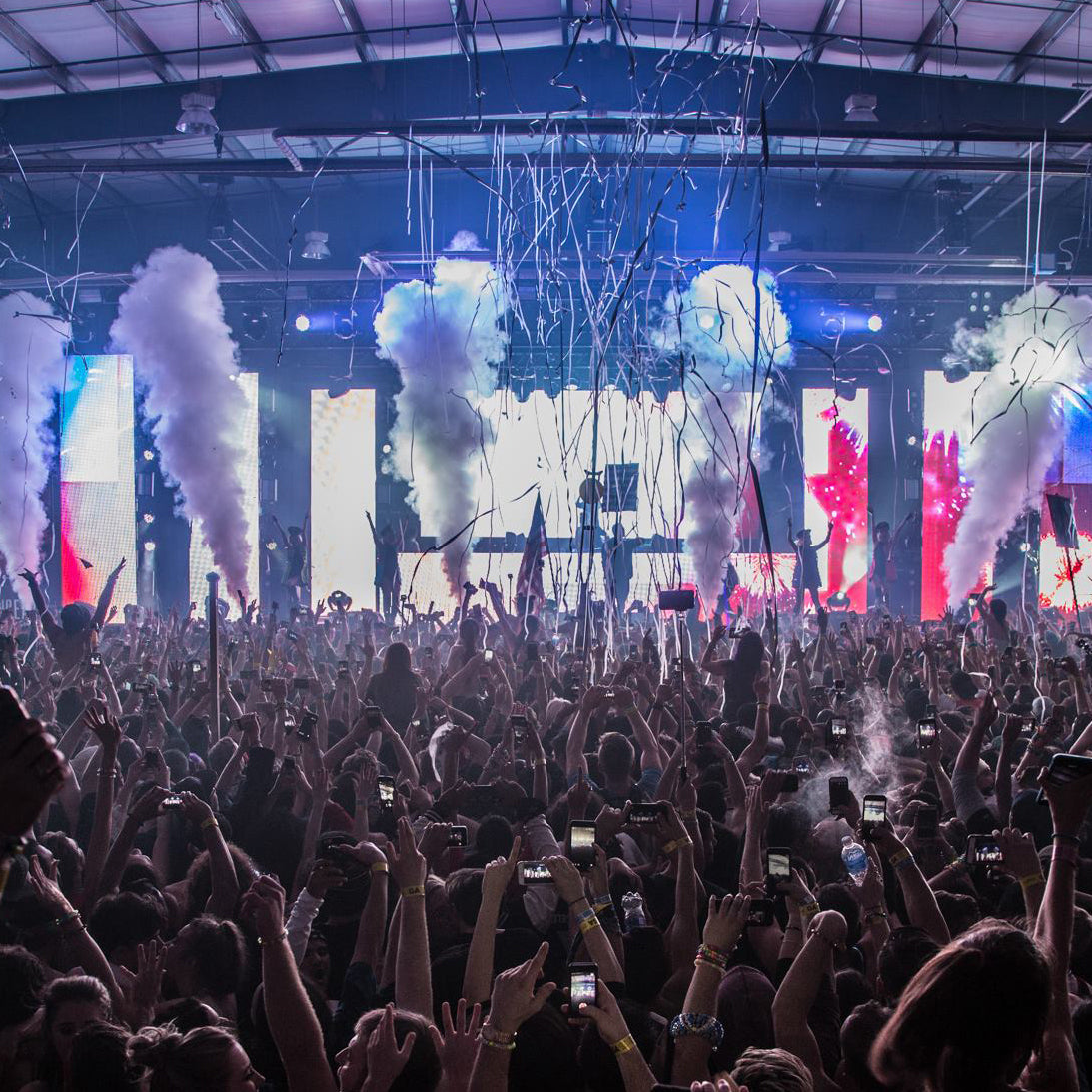 Bring in the New Year With The Top Artists of 2016 At Decadence