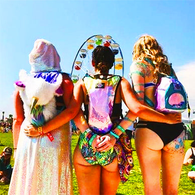10 Rave Wear Items to Pack for Your Destination Festival