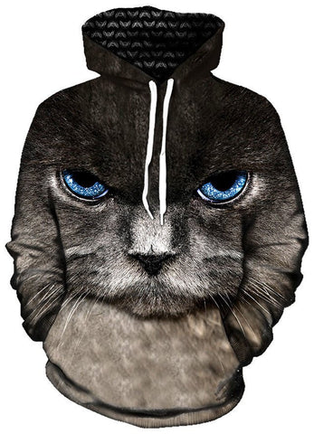 Eye of the Kitty Unisex Hoodie