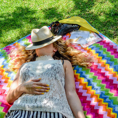 10 Blankets to Chill on With Your Festy Fam