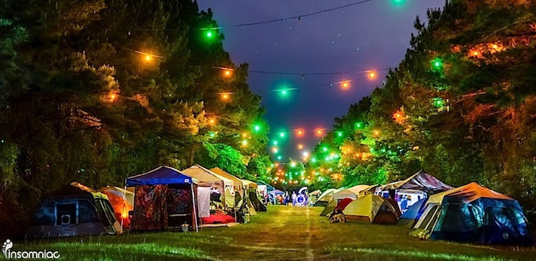 Christmas Lights For Camping.Top 10 Camping Festivals That You Need To Attend In 2019