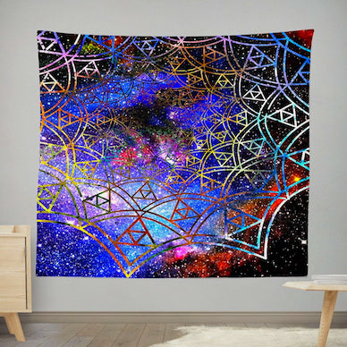 10 Stunning Tapestries To Brighten Up Your Space