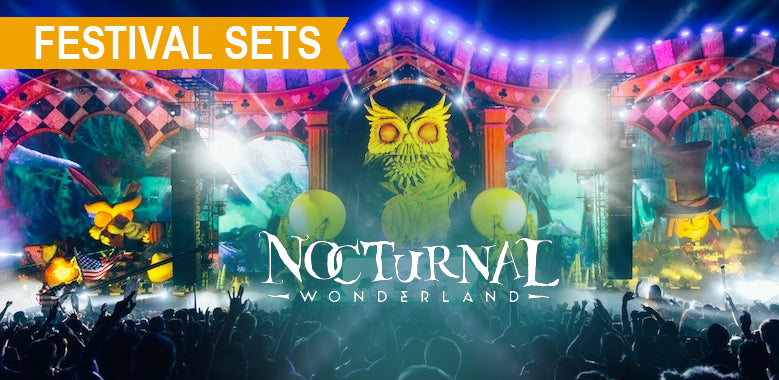 Nocturnal Wonderland 2015 Festival Sets