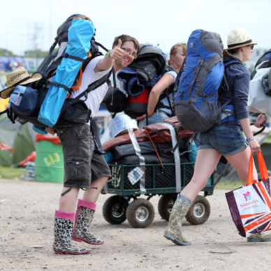 5 Essential Items To Pack For Survival And Style at a Music Festival